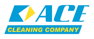 Ace Cleaning Company Logo